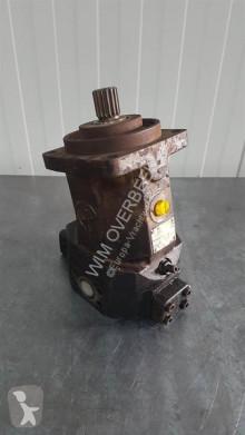 Peças máquinas de construção civil Hydromatik A6VM80HA1T/60W - Drive motor/Fahrmotor/Rijmotor usado