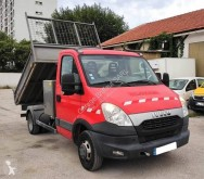 Utilitaire benne occasion Iveco Daily Hi-Matic