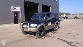 Voiture 4X4 / SUV Hyundai Galloper ( 4X4 / 114000 KM / AIRCO)