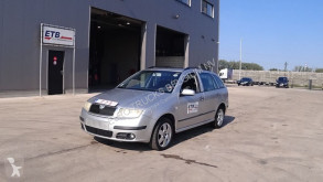 Skoda Fabia 1.4i (AIRCO) voiture break occasion