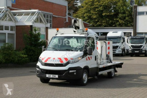 Iveco Daily 35.130 Versalift 15m/Klima/132h/TÜV+UVV utilitaire nacelle occasion