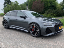 Audi RS6 Avant !!2020!!Dynamic/Head-UP/Pano!! RS6 bil herrgårdsvagn begagnad