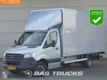 Fourgon utilitaire occasion Mercedes Sprinter 516 CDI Automaat Bakwagen Laadklep MBUX Cruise 22m3 A/C Cruise control