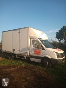 Utilitaire caisse grand volume occasion Volkswagen Crafter 2.0 TDI 163