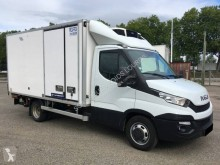 Used negative trailer body refrigerated van Iveco Daily 35C15