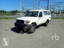 Furgoneta coche usada Toyota Land Cruiser