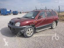 Furgoneta coche usada Hyundai Santa Fe