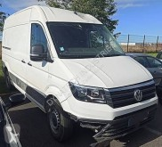 Fourgon utilitaire occasion Volkswagen Crafter