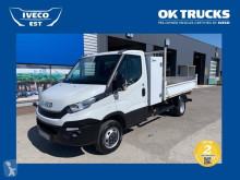 Utilitaire benne standard occasion Iveco Daily CCb 35C14 TOR - BENNE ET COFFRE