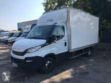 Utilitaire caisse grand volume occasion Iveco Daily Hi-Matic