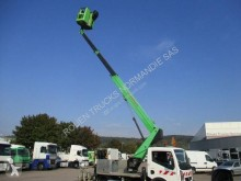 Used telescopic articulated platform commercial vehicle Renault Maxity 120 DXI
