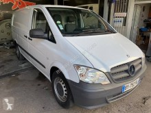 Mercedes Vito 110 CDI used positive trailer body refrigerated van