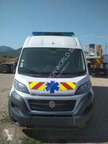 Furgoneta Fiat Ducato 3.5 MH2 2.3 150MJT (6936) (Opel-Mercedes) ambulancia usada