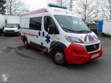 Fiat Ducato 3.5 MH2 2.3 150MJT (1409) (Ford-Peugeot) ambulance occasion