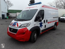 Fiat Ducato 3.5 MH2 2.3 150MJT (7985) (Renault-Ford) used ambulance
