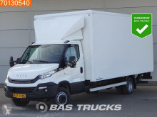 Iveco Daily 70C21 210PK Automaat Euro6 Bakwagen Laadklep Koffer Luftfederung 31m3 A/C Cruise control used cargo van