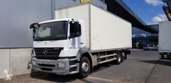 Camion fourgon Mercedes AXOR 2533