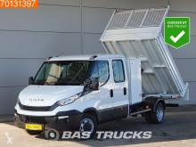 Camioneta Iveco Daily 35C14 Kipper met kist DC 3500kg trekhaak Airco Tipper A/C Double cabin Towbar Cruise control
