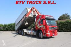 Camion benă Volvo FM 12 380 RIB. POST. C/GRU PER CARCASSE ANIMALI