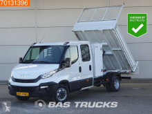 Camioneta second-hand Iveco Daily 35C14 Kipper met kist DC 3500kg trekhaak Airco Tipper A/C Double cabin Towbar Cruise control