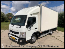Mitsubishi Canter Fuso 3C15 150pk hydraulische laadklep, airco, 04-2016, euro 5, milieuzones ✅ utilitaire châssis cabine occasion