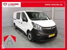 Fourgon utilitaire occasion Opel Vivaro 1.6 CDTI 120 pk L2H1 DC Dubbel cabine Trekhaak/Navi/Airco/Cruise