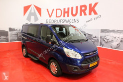 Ford Transit 2.0 TDCI 130 pk Trend DC Dubbel Cabine Trekhaak/Airco/Cruise/PDC фургон б/у