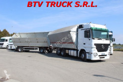 Mercedes two-way side tipper trailer truck Actros ACTROS 25 41 RIB BILAT+RIM TABARRINI RIB BILAT