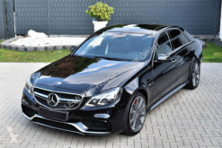 Voiture cabriolet occasion Mercedes E 63 AMG S-Modell 4-Matic 1.Hand Unfallfrei TOP