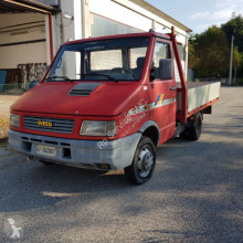 Iveco flatbed van TURBO DAILY 35 10