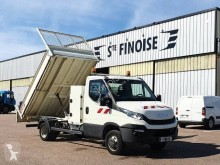 Utilitaire benne standard occasion Iveco Daily 35C12V15