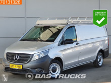 Fourgon utilitaire occasion Mercedes Vito 114 CDI 140PK Lang Achterdeuren Airco Imperiaal L2H1 6m3 A/C