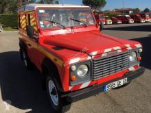 Furgon second-hand Land Rover Defender