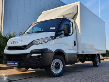 Fourgon utilitaire occasion Iveco Daily 35S16 bakwagen + laadklep