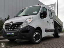Utilitaire benne Renault Master 2.3 dci 165, dubbel cabi