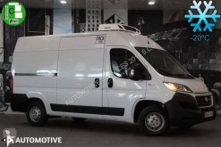 New negative trailer body refrigerated van Fiat Ducato