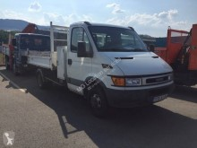 Utilitaire ampliroll / polybenne occasion Iveco Daily 35C11