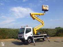 Utilitaire nacelle articulée télescopique occasion Renault Maxity 110 DXI