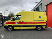 Mercedes Sprinter CDI Ambulance Ambulance Belgian registration ambulance occasion