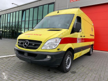 Ambulance occasion Mercedes Sprinter CDI Ambulance Belgian registration