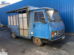 Peugeot cattle van J-type J9 Manual, Steel suspension, Animal transport