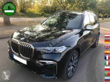 BMW X7 M50d 22'' Exklusiv-Paket Executive Drive Pro használt Összkerékmeghajtású-/szabadidő-autó személyautó