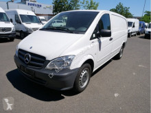 Fourgon utilitaire occasion Mercedes Vito Kasten110 CDI lang Klima top Zustand
