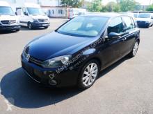 Voiture Volkswagen Golf VI Highline Ölkontrollleuchte geht n.2 Min an