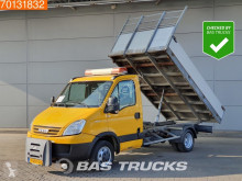 Tweedehands open bakwagen Iveco Daily 40C12 Kipper Open laadbak 3500kg trekhaak Tipper Towbar
