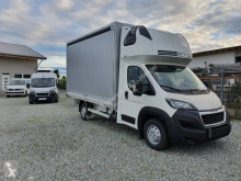 Peugeot curtainside van Boxer 165 10Pal