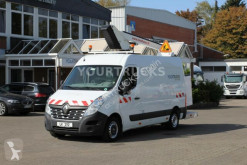 Лекотоварен автомобил с вишка Renault Master E6 Versalift Klubb 11m/170h/Klima/HU+UVV