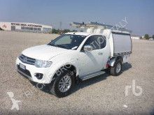 Voiture pick up occasion Mitsubishi L 200