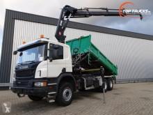 Scania tipper truck P 410