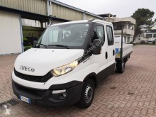 Iveco dropside flatbed van Daily 35S11